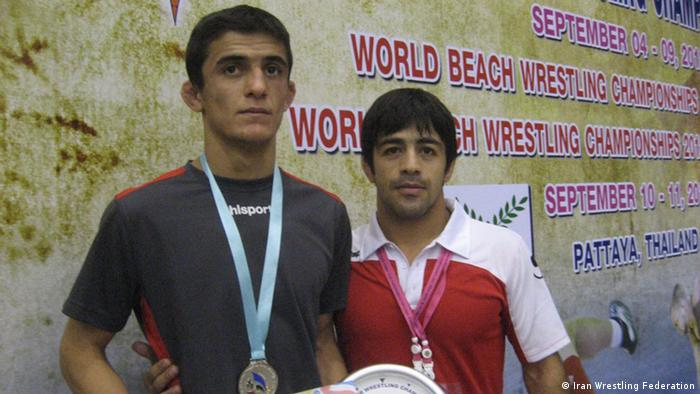 رامین طاهری، کسب مدال نقره