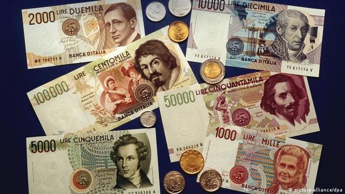 Talijanska lira