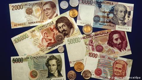 währungen europa vor dem euro