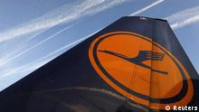 Lufthansa / Streik / Flugzeug / UFO