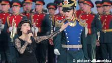 Mireille Mathieu in Moskau