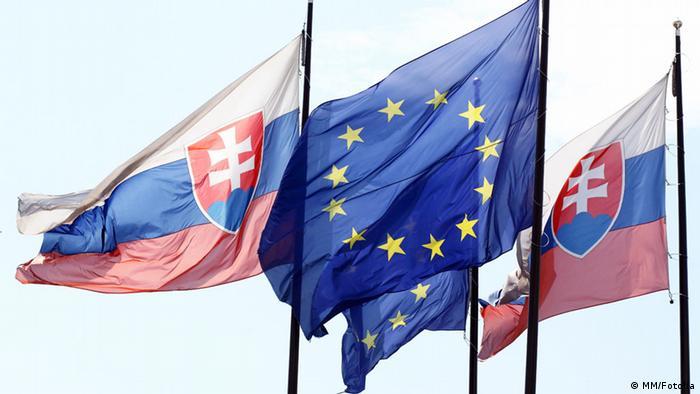 Slowakei EU Fahne (MM/Fotolia)