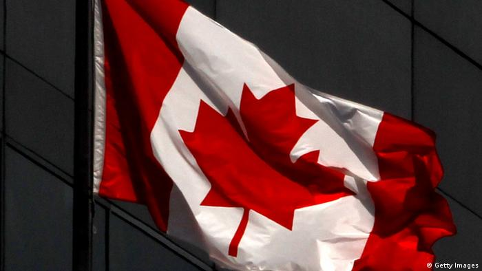 Flagge Fahne Kanada (Getty Images)