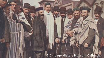 Eastern European Jews in Chicago's West Side