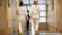 Symbolbild- Ärzte im Krankenhaus