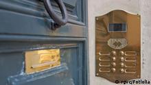 doorbell, intercom and letterbox © rgvc #40957365