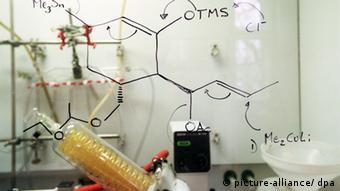 Symbolbild Chemie Nobelpreis