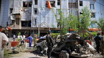 Autobombe Nassirija Irak Anschlag