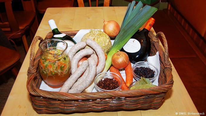 Bildergalerie Kulinarisches Deutschland