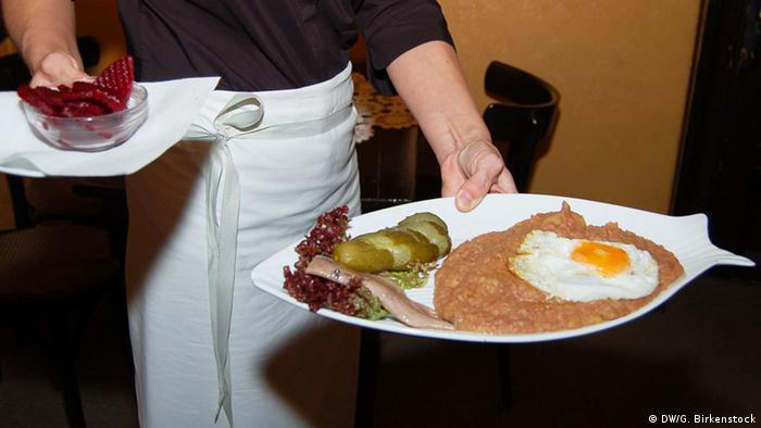 Странные блюда германии — 6
