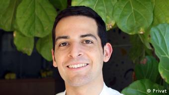 El doctor Benito Campos, presidente de la Joven Alianza contra el Cáncer