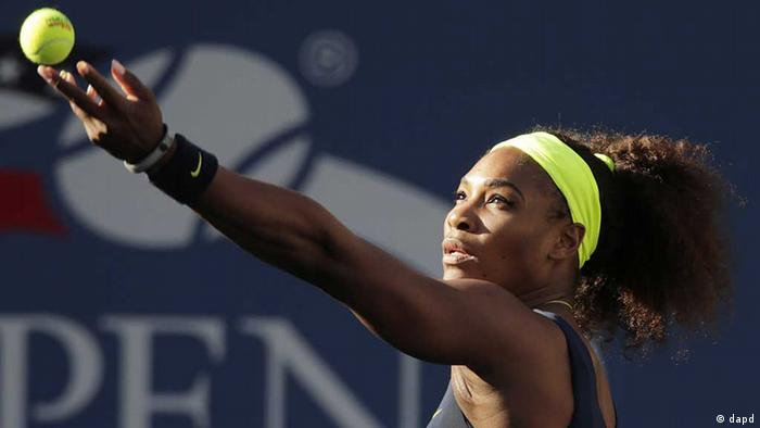 Serena Williams siegt bei den US Open