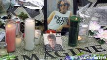 Trauer um John Lennon