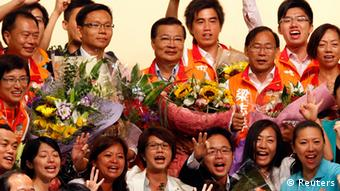 Hongkong Parlamentswahlen
