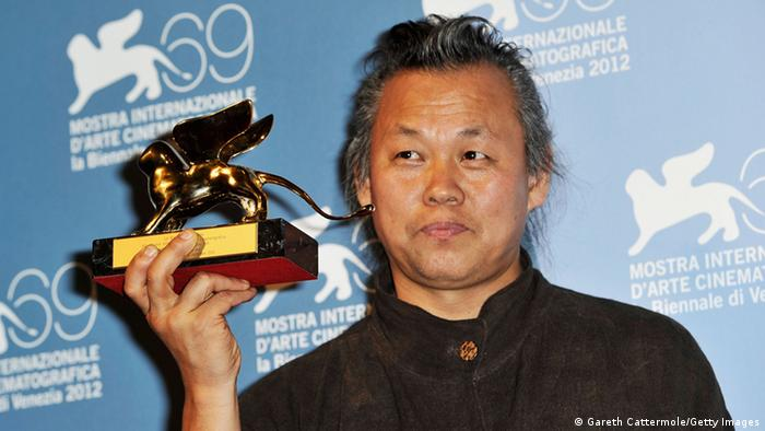 Regisseur Kim Ki-Duk 2012 in Venedig (Gareth Cattermole/Getty Images)