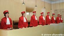 Bundesverfassungsgericht Euro-Rettungsschirm ESM