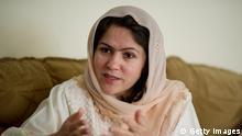 Fauzia Kofi Afghanistan GANZER KOPF AUSSCHNITT