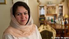 Fauzia Kofi afghanische Frauenrechtlerin Afghanistan