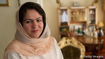 Pegiat HAM Afghanistan, Fauzia Koofi
