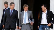 Τρόικα: προς αίσια έκβαση των διαπραγματεύσεων;