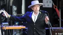 Bob Dylan Konzert in Frankreich