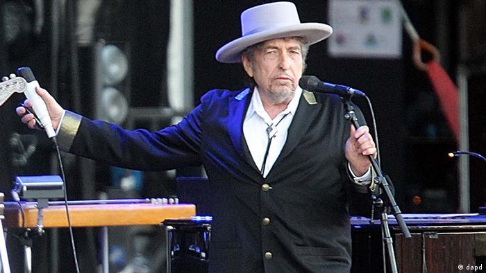 باب دیلن در کنستری در سال ۲۰۱۲ در فرانسه