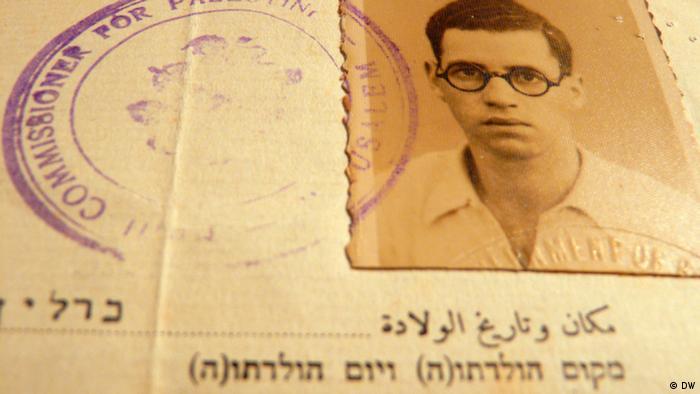 Doseljenički dokumenti oca Michaela Naveha