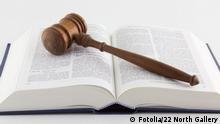 Symbolbild Justiz Gericht Gesetz Bild: Fotolia/22 North Gallery #40258731