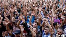 Palästina - Unruhen in Hebron