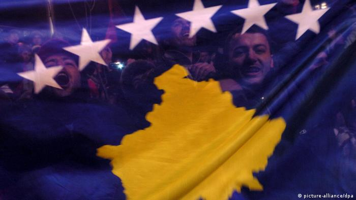 Bendera ya Kosovo