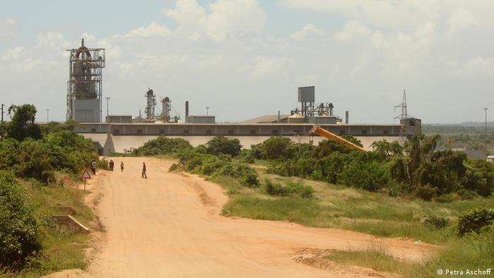 Kenmare explora areias pesadas no distrito de Moma, província de Nampula