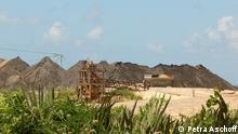 Bildergalerie Mosambik Abbau Rohstoffe