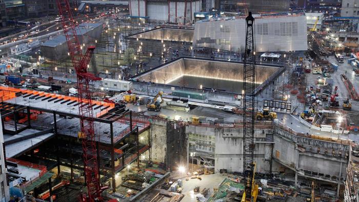 USA Ground Zero World Trade Center (AP)