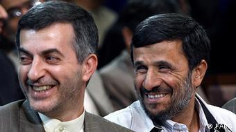Iran Ahmadinejad Rahimmashaie