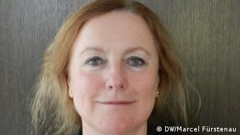 Doris Liebermann (Foto: DW)