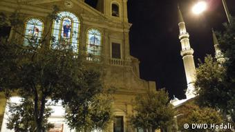 Katedral St. George, Beirut, Libanon.