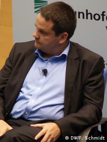 Thomas Tschersich (Foto: DW/ Fabian Schmidt)