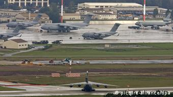 US air base in Ramstein
