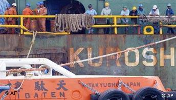 Piraten in der Straße von Malakka