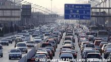 Verkehr in Peking