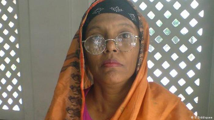 Bangladesch Freiheitskämpferin Minara Begum