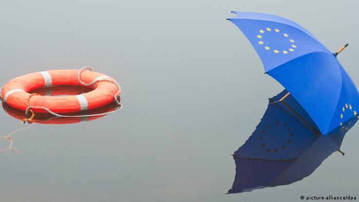 Symbolbild Bundesverfassungsgericht Euro-Rettungsschirm ESM