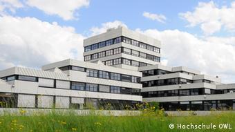 Здание Высшей школы Оствефален-Липпе