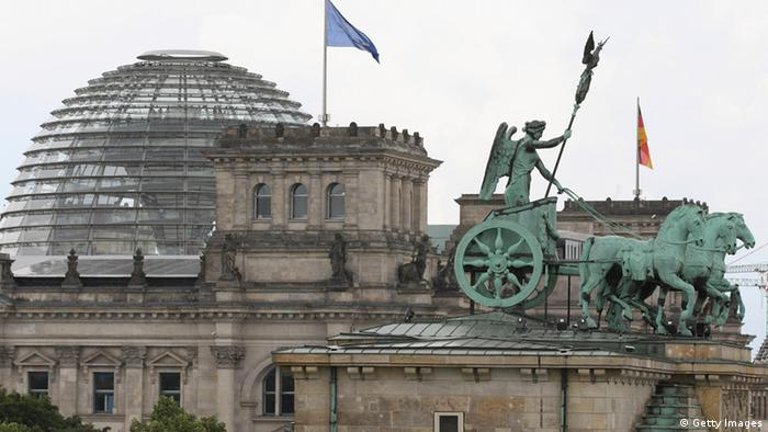 Reichstag-ul din Berlin