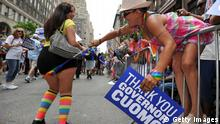 New York City Gay Pride Parade