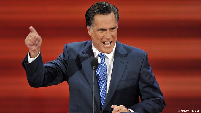 Mitt Romney (Foto: Getty Images)