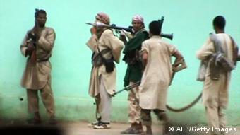 Al-Kaida-Rebellen in Gao, Nord-Mali (Foto: STR/AFP/GettyImages)