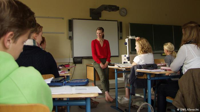 Lateinboom Schule Deutschland