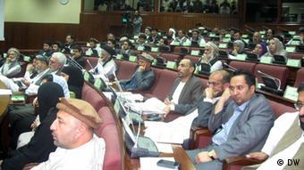 مدتها بود که پارلمان وحکومت افغانستان در قبال مسأله استیضاح از وزرا روی در روی هم قرار داشتند