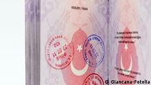 New Turkish Passport